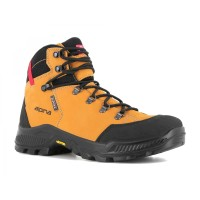 Stador 2.0 yellow hiking shoes