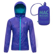 Яке Mac in a Sac Synergy Deep amethyst MAC IN A SAC - изглед 1