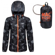 Яке водоустойчиво Mac in a Sac Mias Edition black camo 2020