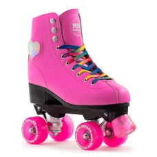 РОЛКОВИ КЪНКИ RIO ROLLER FIGURE LIGHTS QUAD SKATE